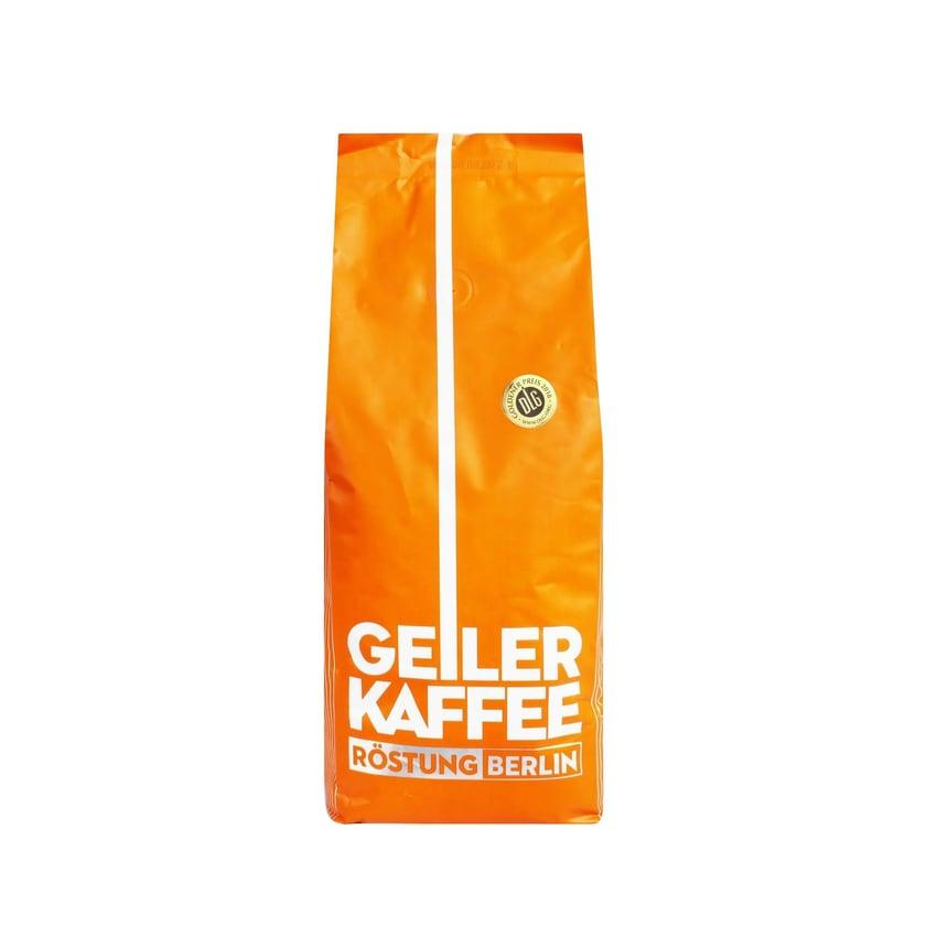 Geiler Kaffee Röstung Berlin Espressobohnen 1kg
