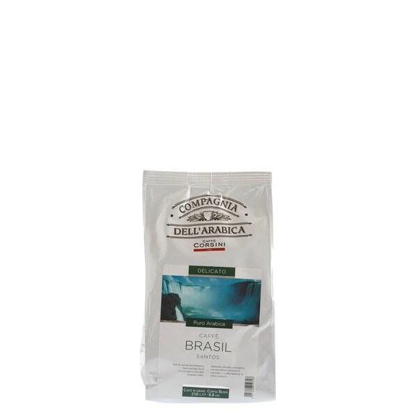 Caffè Corsini Brasil Santos Ganze Bohnen 250g