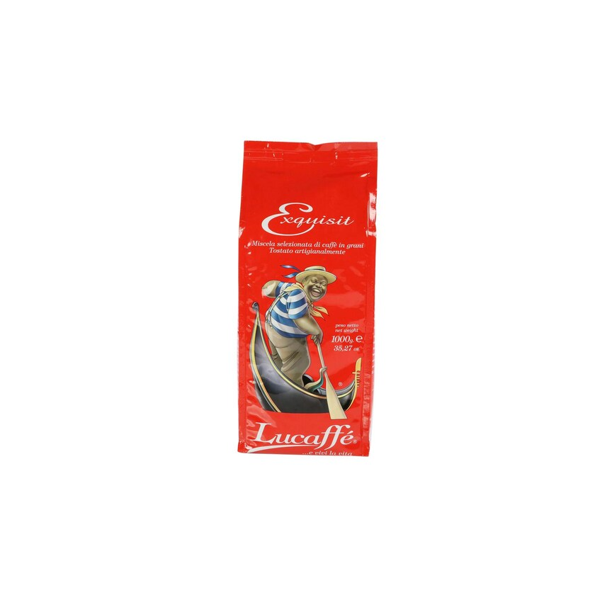 Lucaffe Exquisit Espressobohnen 1kg