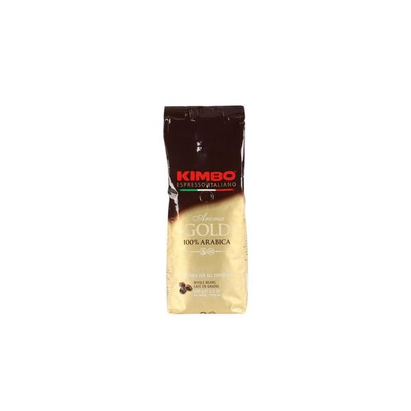 Kimbo Gold Espresso 100% Arabica Espressobohnen 500g