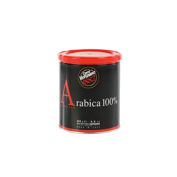 Caffè Vergnano Espresso 100% Arabica Gemahlen In Der Dose 250g