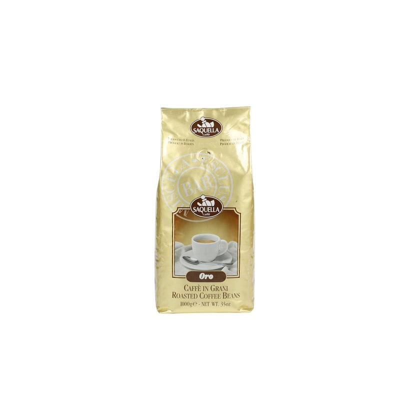 Saquella Miscela Oro Bar Espressobohnen 1kg