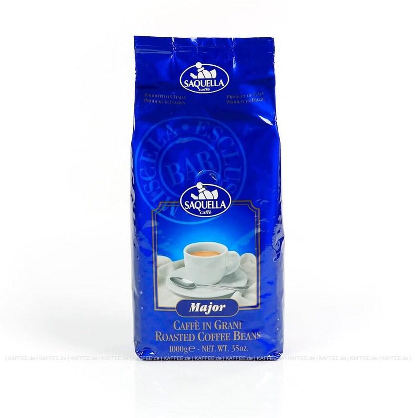 Saquella Major Bar 1kg Espressobohnen