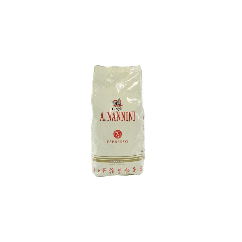 Nannini 100% Arabica Espressobohnen 1kg