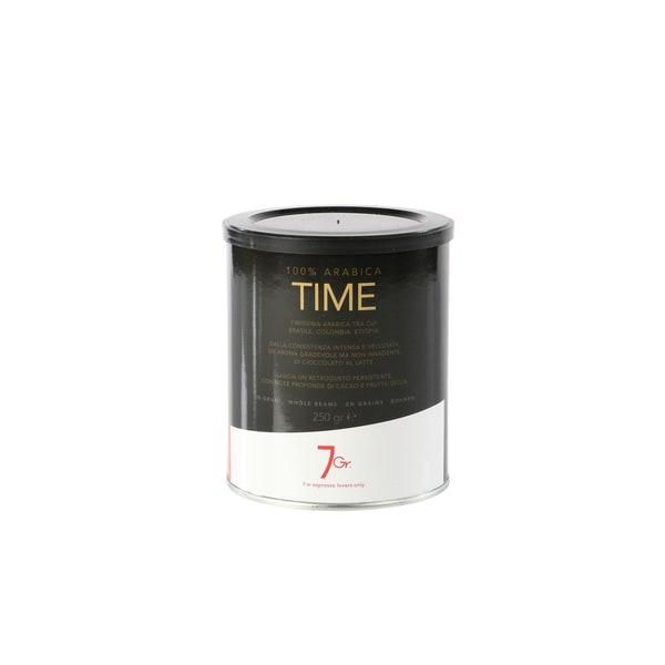 7gr Time Coffee Espressobohnen 100% Arabica 250g