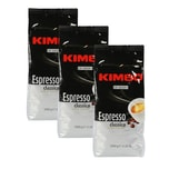 Kimbo Classico Espressobohnen 3kg (3 x 1kg)