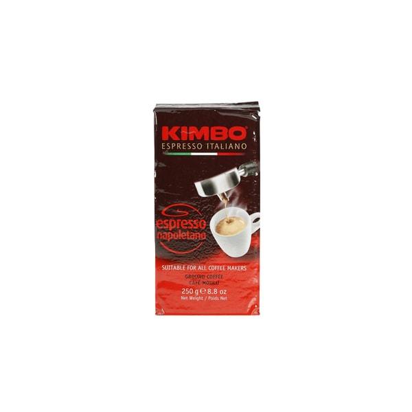 Kimbo Napoletano Gemahlen Vakuumverpackt 250g
