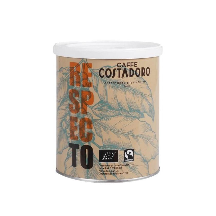 Costadoro Respecto Moka Bio&Fairtrade Gemahlen Dose 250g