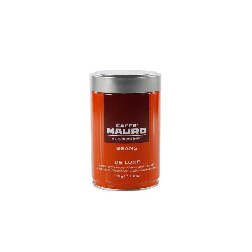 Caffe Mauro De Luxe Espressobohnen Dose 250g