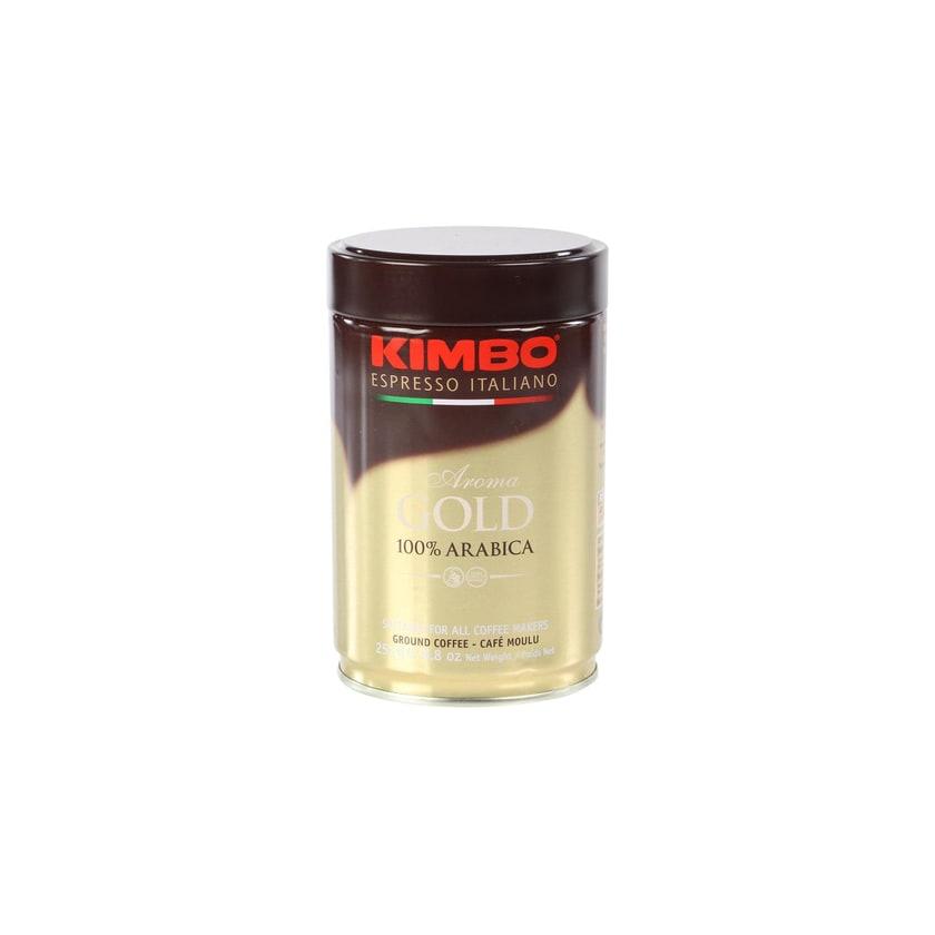 Kimbo Gold Espresso 100% Arabica Gemahlen 250g