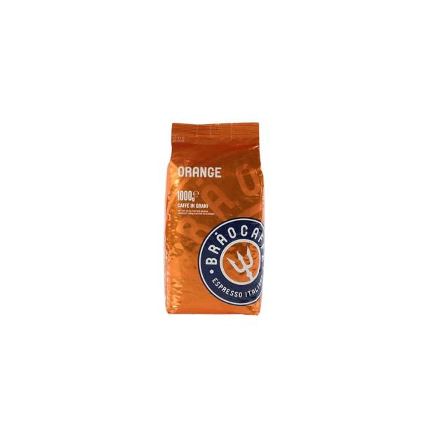 Brao Caffé Orange Ganze Bohnen 1kg