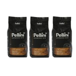 Pellini VIVACE Espresso Bar No. 82, 3kg, Espressobohnen (3 x 1kg)