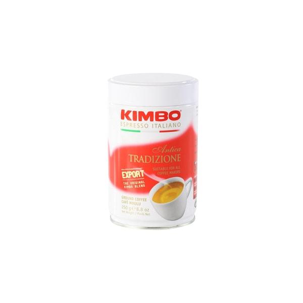 Kimbo Antica Tradizione Gemahlen In Der Dose 250g
