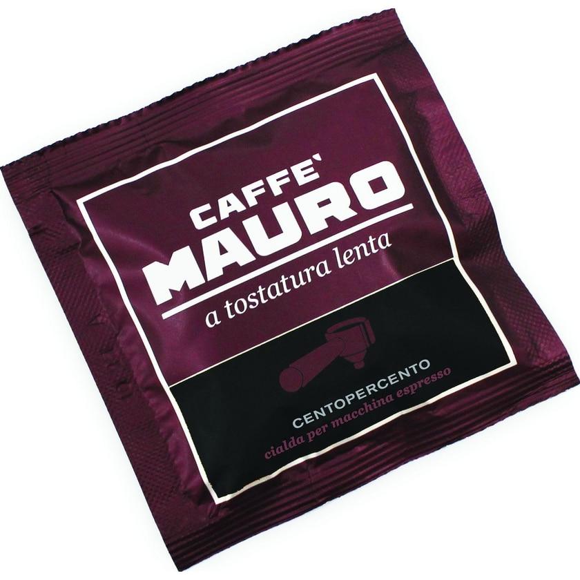 Caffè Mauro Ese Pads Caffè Centopercento 150 Stück