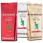 Mocambo Kaffee-Set GranBar Brasilia Suprema 3kg