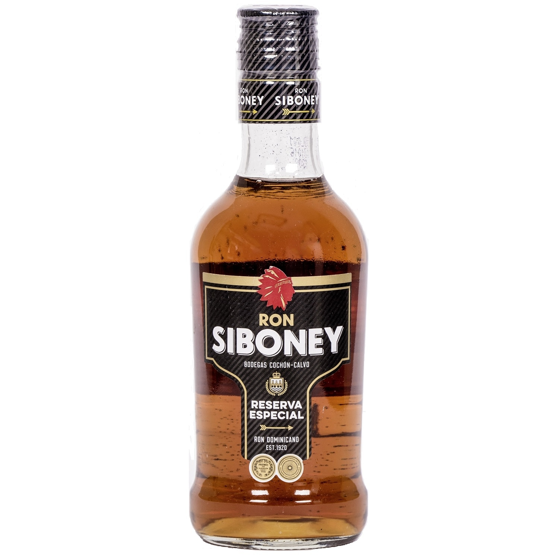 Ron Siboney Reserva Especial Ron Dominicano 0,7l