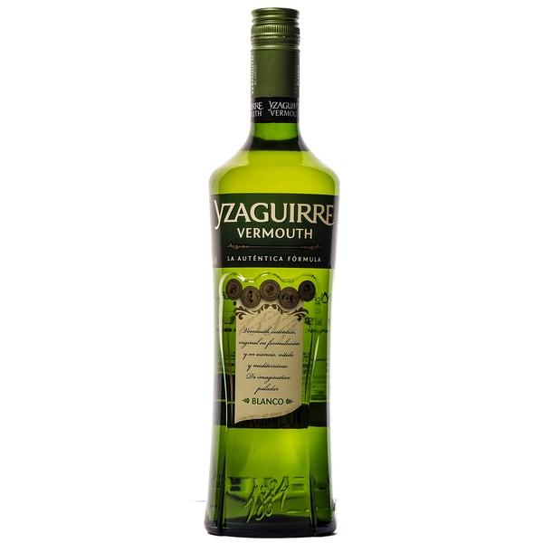 Yzaguirre Vermouth Blanco Wermut 1l