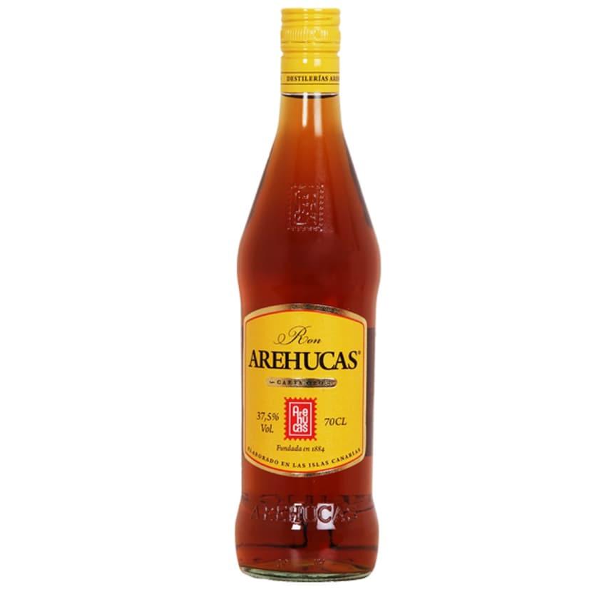 Arehucas Ron Carta Oro Rum 70cl