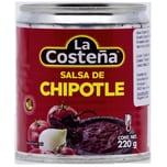 La Costena Salsa de Chipotle scharfe Chipotle Chili Würzsauce 220g