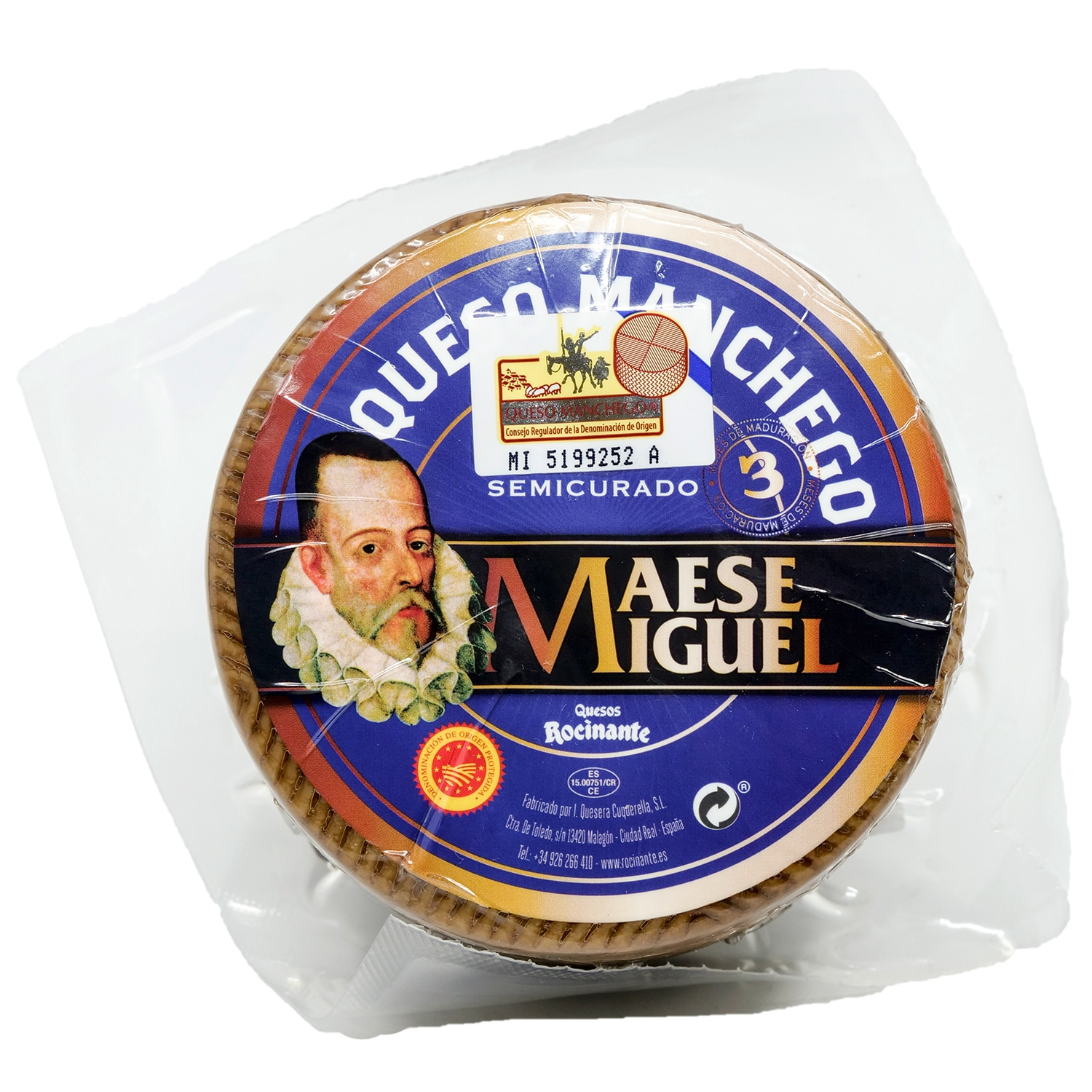 Maese Miguel Manchego 3 Monate 950g