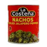La Costeña Nachos pickled Jalapeño Peppers 1610g