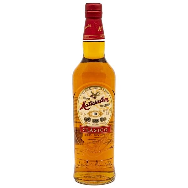 Matusalem Clásico Solera 10 Jahre Rum 0,7l