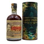 Rum Don Papa Rum 7 Jahre mit Geschenkdose 700ml