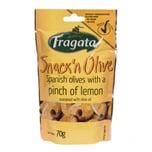 Fragata Snack Olive mit Zitrone 70g