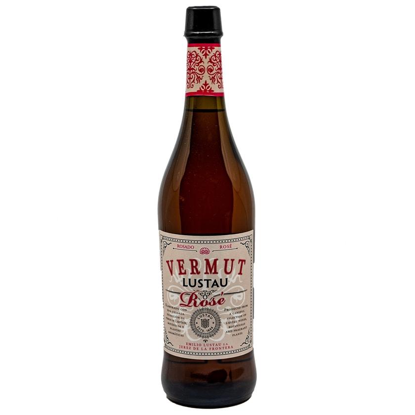 Lustau Vermut Rosé Wermut rose 0,75l