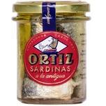 Ortiz Sardinas a la antigua Sardinen in Olivenöl 140g