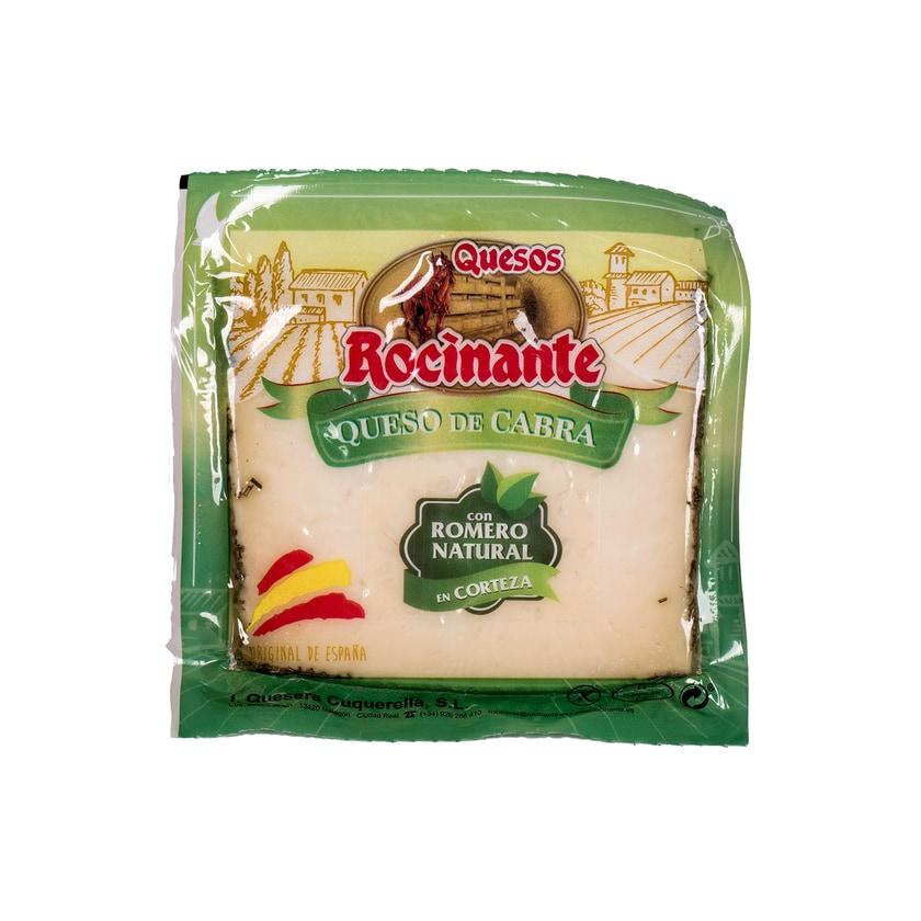 Rocinante Ziegenkäse mit Rosmarin 200g