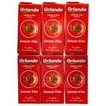 Orlando Tomate Frito Tomatensauce 6 x 350g, 2,1kg