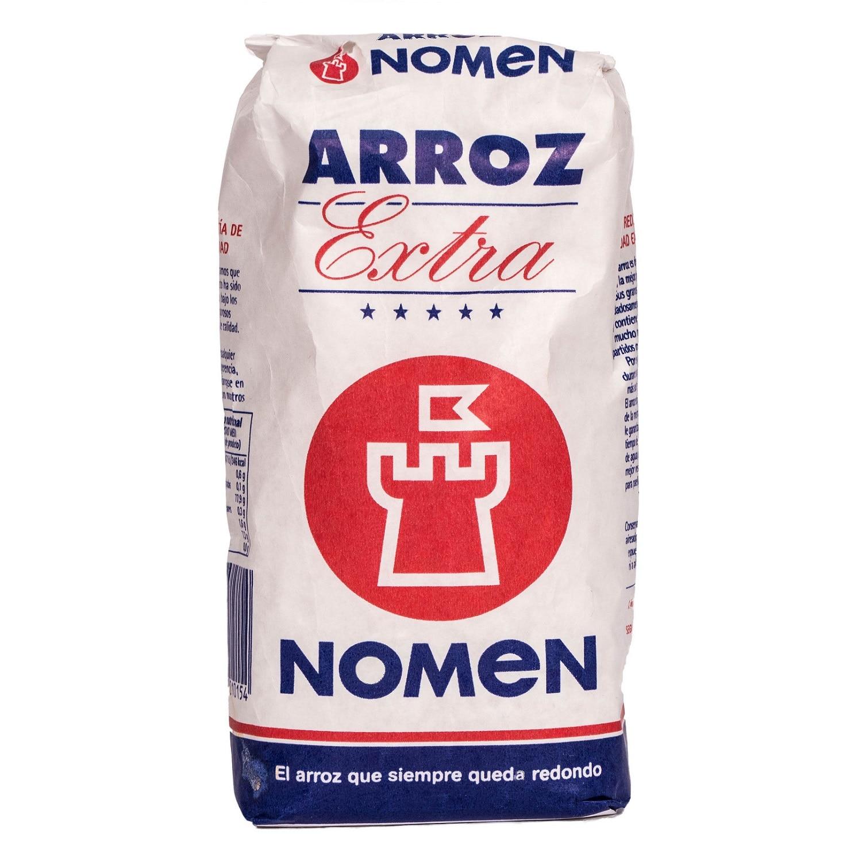 Nomen Arroz Extra Reis 500g
