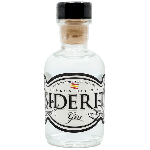 Siderit London Dry Gin 50ml
