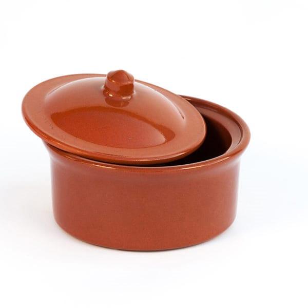 Terrissaires Cocot Topf mit Deckel aus Keramik 32cm