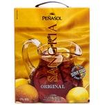 Penasol Sangria Peñasol in Bag-in-Box mit Abfüllvorrichtung 3l