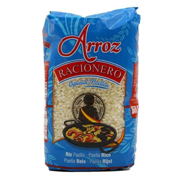 Racionero Arroz Paellareis 1kg