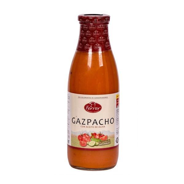 Ferrer Gazpacho Kalte Gemüsesuppe 720ml