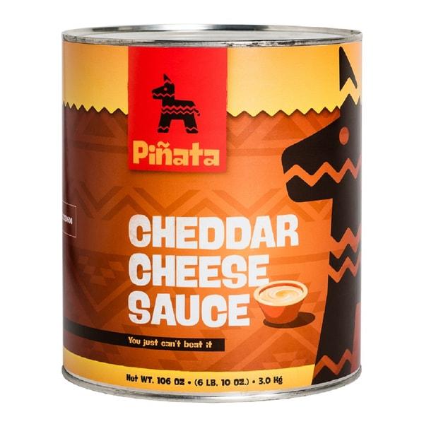 Pinata Cheddar Cheese Sauce Käsesauce 3kg