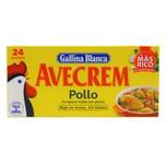 Gallina Blanca Avecrem Caldo de Pollo Hühnerbrühwürfel 240g