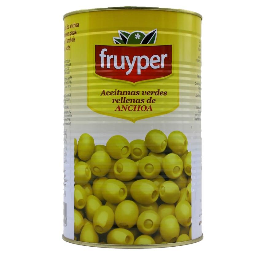 Fruyper Grüne Oliven mit Sardellengeschmack 2.1kg