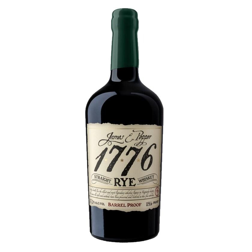 1776 Rye Whiskey Barrel Proof 700ml