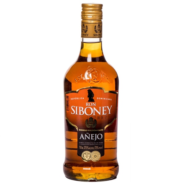 Siboney Rum Anejo 700ml