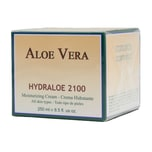 Canarias Cosmetics Aloe Hydraloe 2100 Feuchtigkeitscreme 250 ml