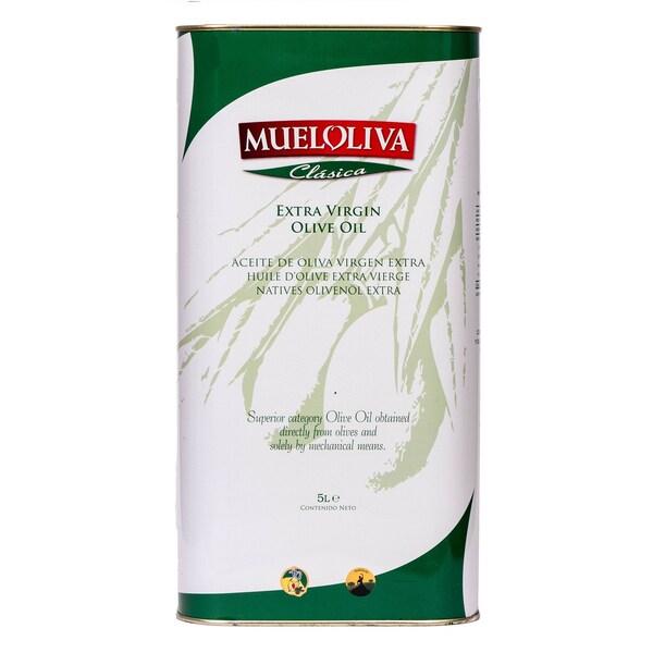 Mueloliva Clasica Extra Natives Olivenöl Extra 5l