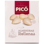 Pico Almendras Rellenas gefüllte Mandelwaffeln mit Nougat 150g