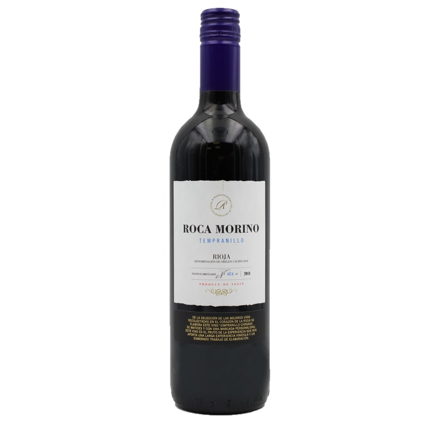 Roca Morino Tempranillo Rioja Rotwein 0,75l
