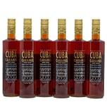 Cuba Caramel Vodka 6x0,7l