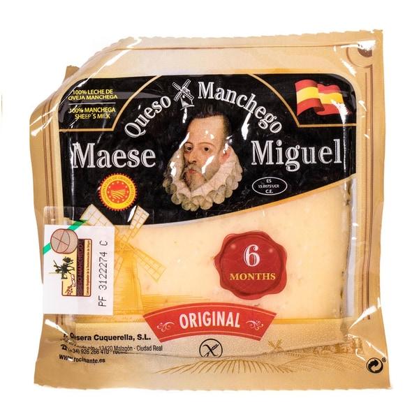 Maese Miguel Manchego 6 Monate Käse aus Schafsmilch 200g