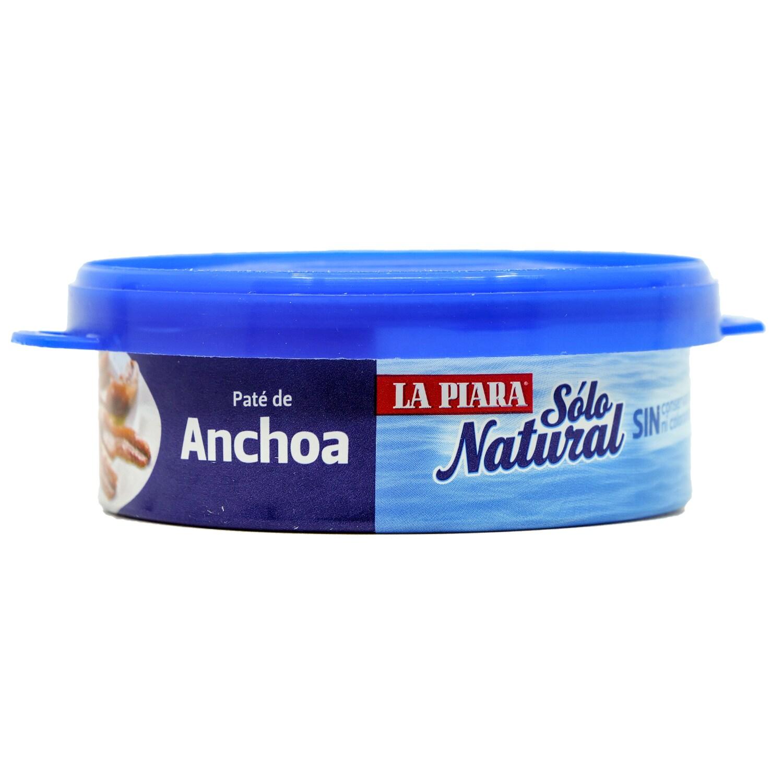 La Piara Paté de Anchoa Anchovispastete 77g